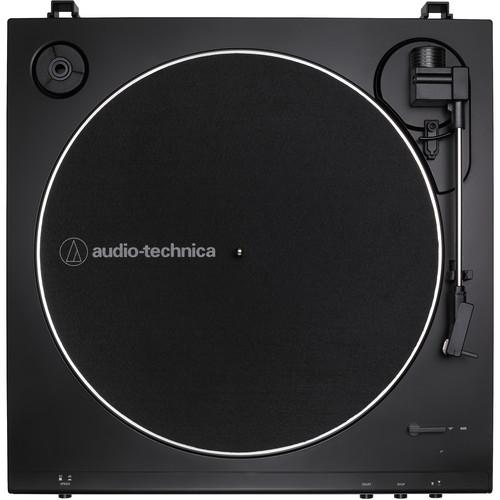 Audio Technica AT-LP60X-BK 2