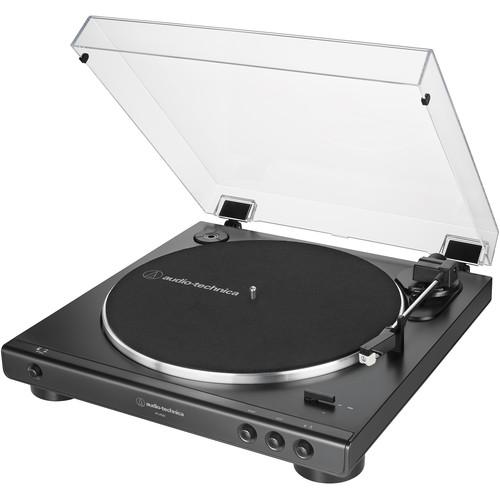 Audio Technica AT-LP60X-BK 4