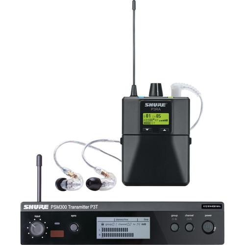 SHURE PSM300 1