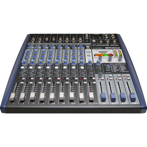 StudioLive AR12c 2