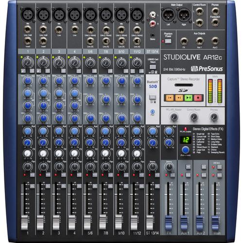 StudioLive AR12c 3