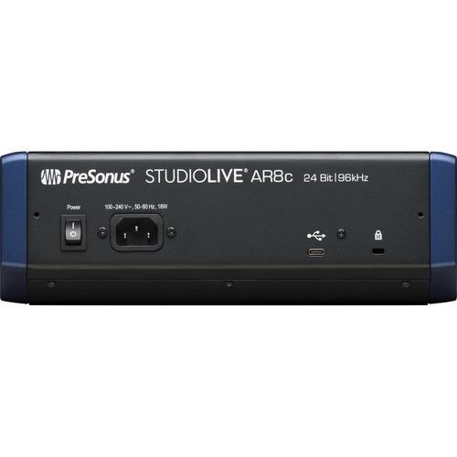 StudioLive AR8c 3