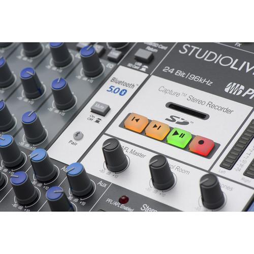 StudioLive Ar16c 4