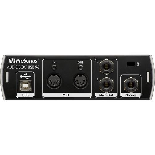 PRESONUS AUDIOBOX 96 USB 2