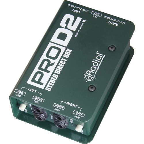 RADIAL ENGINEERING PRO D2 1