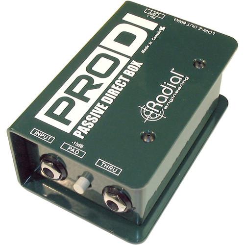RADIAL ENGINEERING PRO DI 1