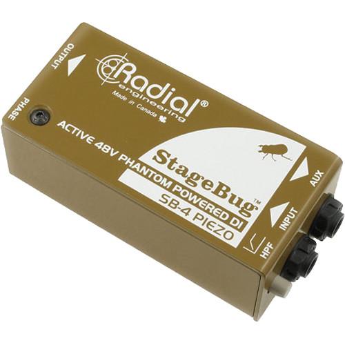 RADIAL ENGINEERING STAGEBUG SB-4 1