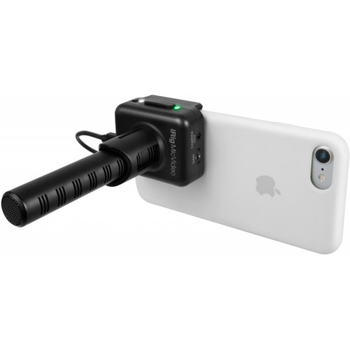 IK MULTIMEDIA IRIG MIC VIDEO 2