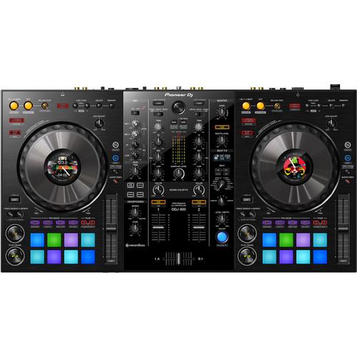 PIONEER DJ DDJ-800 3