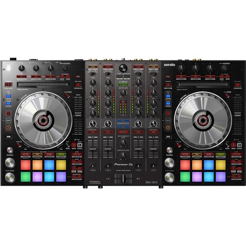 PIONEER DJ DDJ-SX3 2