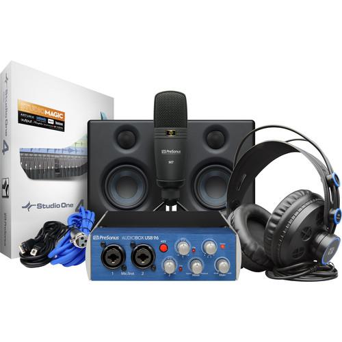 PRESONUS AUDIOBOX STUDIO ULTIMATE BUNDLE 2