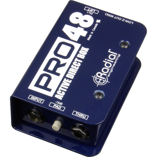 RADIAL ENGINEERING PRO48 1