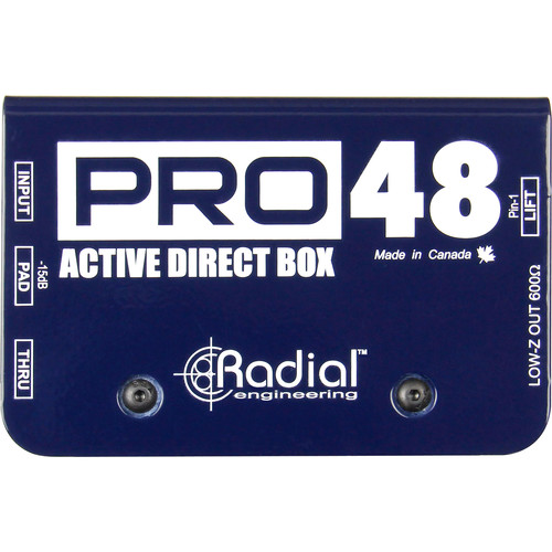 RADIAL ENGINEERING PRO48 2