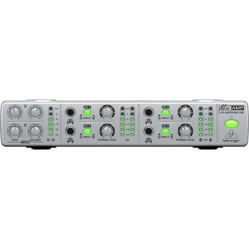 AMP800 Ffront