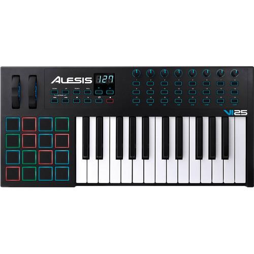 Alesis vi25 1