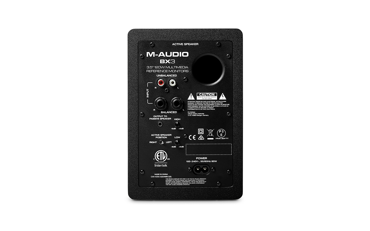 M-Audio BX3 3