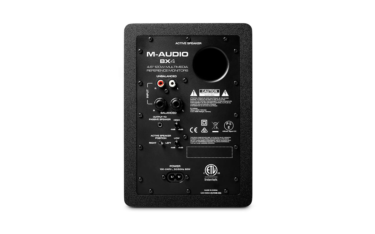 M-Audio BX4 3
