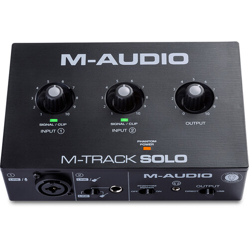 M-Audio M-Track Solo 1