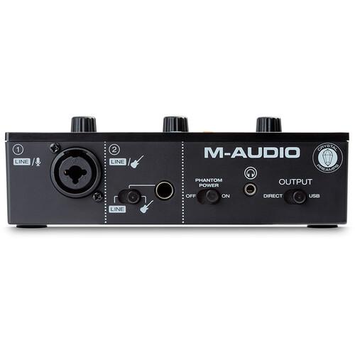 M-Audio M-Track Solo 3