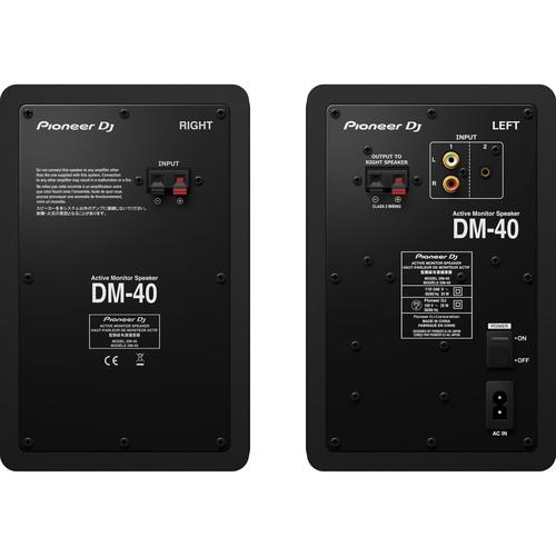 Pioneer DJ DM-40 2