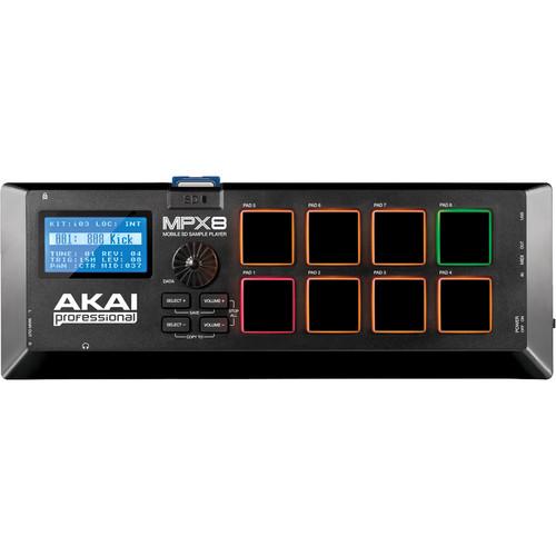AKAI MPX 8 2
