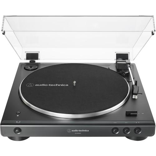 Audio Technica AT-LP60XBT-BK